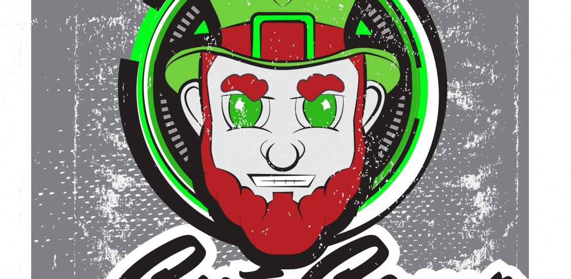 Leprechaun Custom Illustration